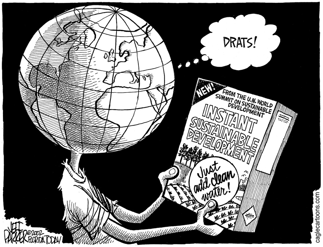 Pros and cons to globalization